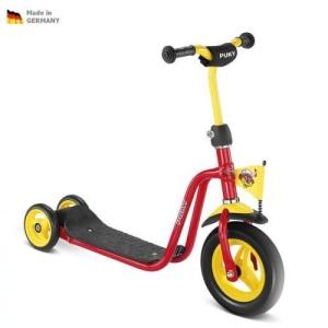 NOVÝ MODEL – Detská červená kolobežka SCOOTER R1 PUKY 5163
