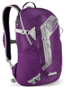 Batoh Lowe alpine Strike 12 Plum wine / quartz