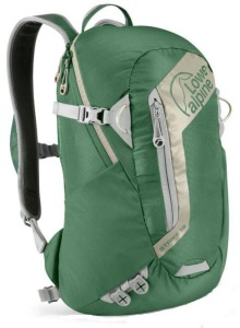 Batoh Lowe alpine Strike 18 Amazon green / sand
