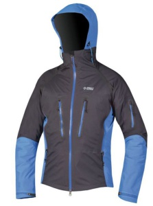 Bunda Direct Alpine TRANGO black / blue