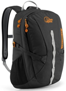 Batoh Lowe Alpine Vector 25 Black / pumpkin