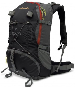 Batoh Pinguin Vector 35 l Black