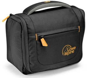 Toaletka Lowe Alpine Wash Bag Small Antracit / amber