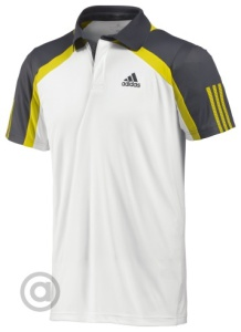 Tričko adidas Men Barricade Traditional Polo Z08938
