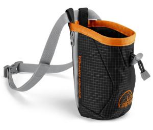 Lowe alpine Zipper Dipper Black / tangerine