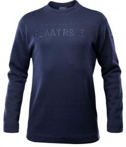 Pánska mikina Devold Blaatrøie sweater button 210-553 285