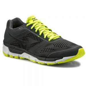 Mizuno Synchro MX DarkShad/Black/SafYellow – 41