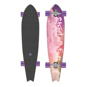 """Street Surfing Fishtail – Cloudy 42"""""""