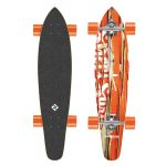 Street Surfing Kicktail - Damaged Orange 36""