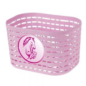 Cyklošvec plast ružová