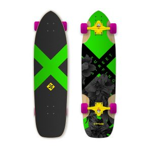 "Street Surfing Freeride Electrica 36"""