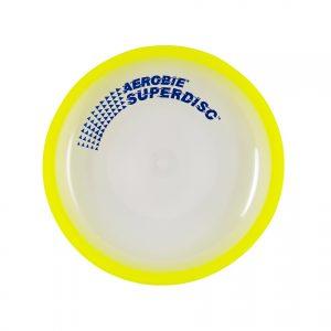 Aerobie SUPERDISC žltá