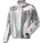 SCOTT Rain Coat číra - 3XL (60)