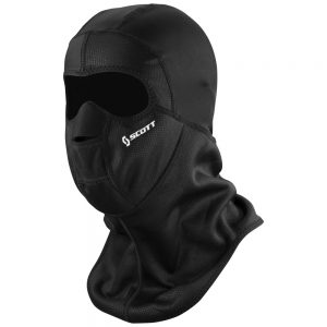 SCOTT Wind Warrior Hood čierna – S