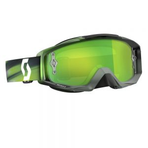 Salomon Tyrant MXVI speed grey-green-green chrome