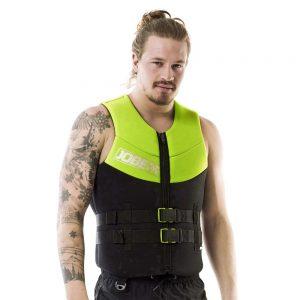 Jobe Men Vest lime zelená – XL