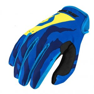 SCOTT 350 Race blue-yellow – XL