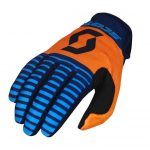 SCOTT 350 Track blue-orange - M