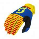 SCOTT 350 Track yellow-red - L