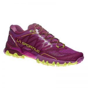 La Sportiva Bushido Women Plum/Apple Green – 38