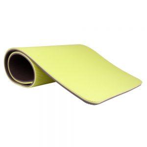 inSPORTline Komfortní gymnastická podložka Profi zelená