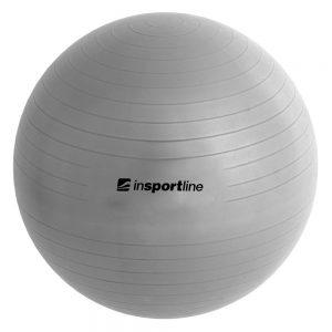 inSPORTline Top Ball 75 cm FIALOVA šedá