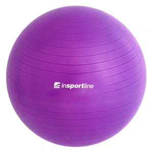 inSPORTline Top Ball 45 cm fialová
