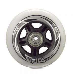 Fila 80 mm/82A s ložisky ABEC 5, spacer 6 mm 8ks
