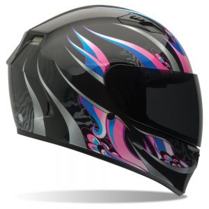 Bell Qualifier Coalition Black/Pink XS (53-54)