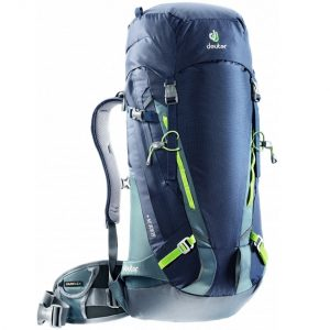 Deuter Guide 35+ 2017 modrá
