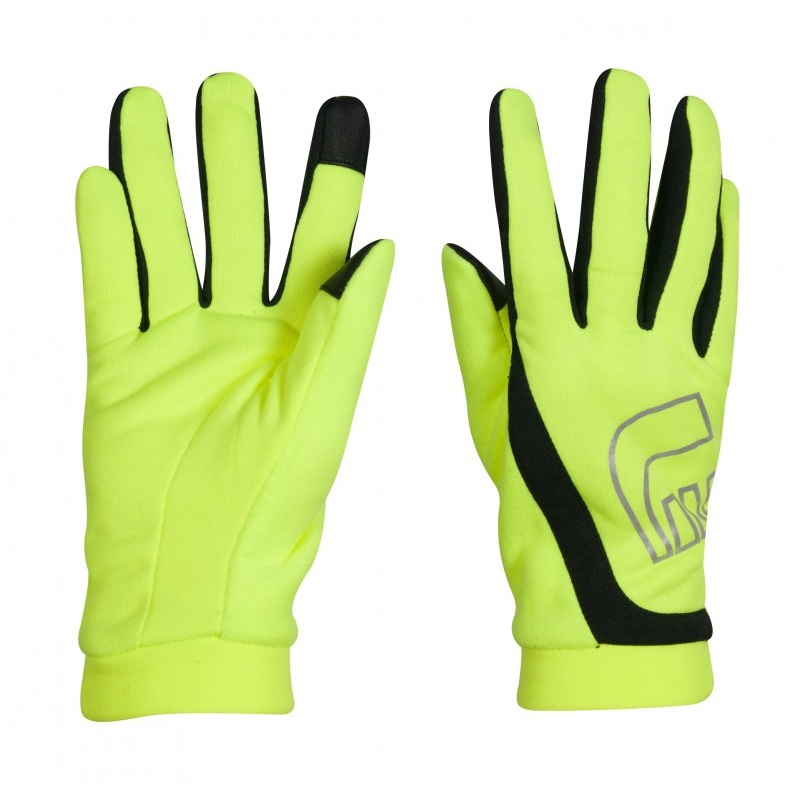 Newline Thermal Gloves Visio neon – L