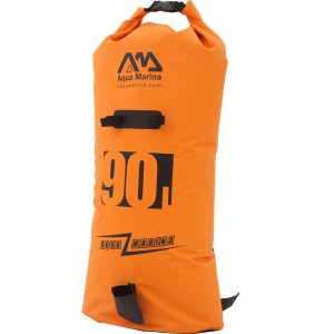 Aqua Marina Dry Bag 90l 2018 oranžová