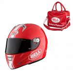 Bell M5X Daytona Red White XL (61-62)