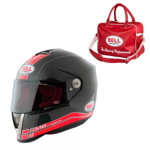 Bell M6 Carbon Race Red XL (61-62)