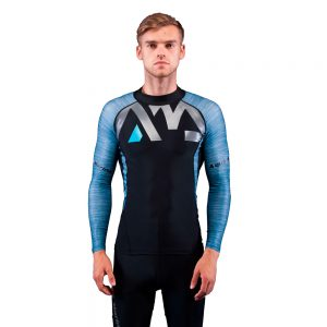 Aqua Marina Division modrá – L