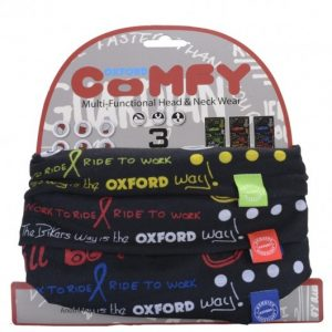 Oxford Comfy Grafitti Multi