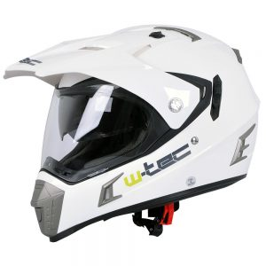 W-TEC NK-311 White Shine – XL (61-62)