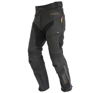 Spark Mike kalhoty matne čierna – S