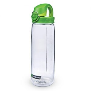 Nalgene On the Fly 750 ml Clear/Sprout cap