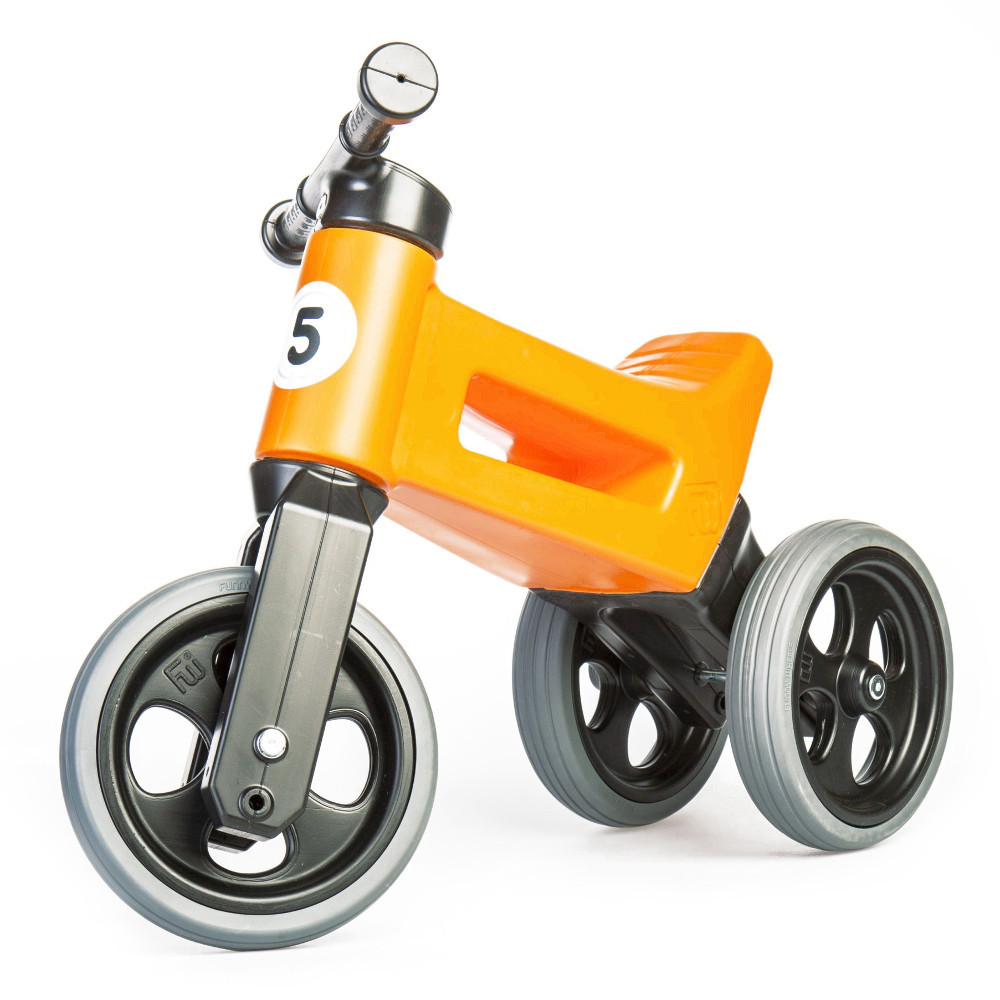 Funny Wheels Rider Sport Bright Orange