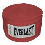 Everlast Pro Style Hand Wraps červená