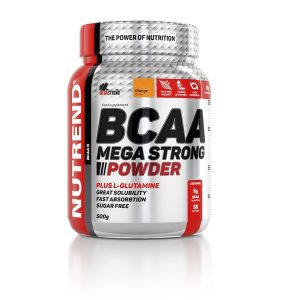 Nutrend BCAA 4:1:1 instant drink ananás