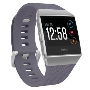 Fitbit Ionic Blue-Gray/White