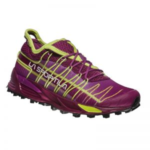 La Sportiva Mutant Women Plum/Apple Green – 41
