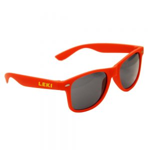 Leki Leki Sunglasses neon red