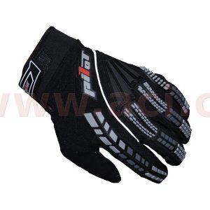 Pilot Detské motokrosové rukavice čierna – 3