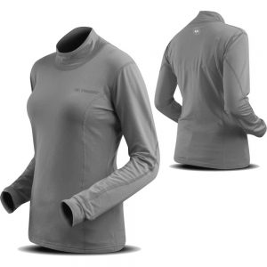 Trimm MODENA fleece šedá – XS