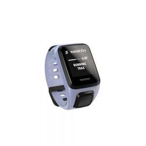 TomTom Spark Fitness Cardio + Music fialová – S (121-175 mm)