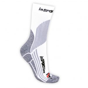 inSPORTline inSPORTline ponožky biele biela – S 30-33