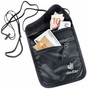Deuter Security Wallet II 2016 čierna